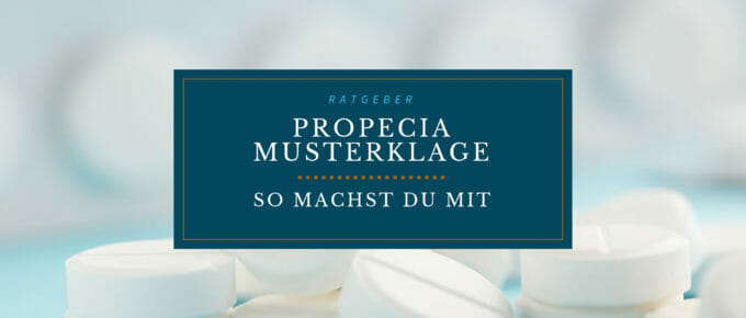 Ratgeber für Propecia (Finasterid)