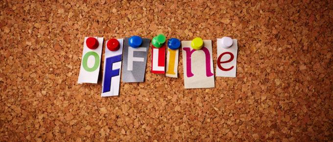 Offline wegen o2 Netzsperrung
